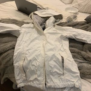 North face jacket. Some minor stains see pictures